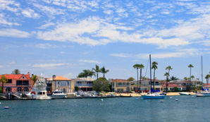 New-Port-Beach-location
